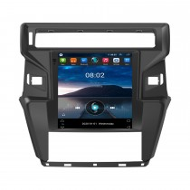 Pour 2012-2016 Citroen Quatre (High) Radio Android 10.0 HD Écran tactile Bluetooth avec système de navigation GPS Prise en charge Carplay 1080P AHD Caméra DVR OBD2