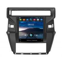 Radio OEM Android 10.0 pour Citroen Quatre 2012-2016 Bas Bluetooth Wifi HD Écran tactile Navigation GPS AUX Prise en charge USB Carplay DVR OBD2