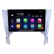 10,1 pouces écran tactile complet 2015 Toyota CAMRY Android 10.0 système de navigation GPS avec caméra de recul radio 3G WiFi Bluetooth lien lien OBD2 DVR commande au volant