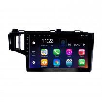 10,1 pouces Android 10.0 Radio de navigation GPS pour Honda Fit LHD 2013-2015 avec écran tactile HD Prise en charge Bluetooth Carplay TPMS