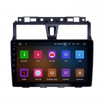 Android 11.0 9 pouces radio de navigation GPS pour 2014-2016 Geely Emgrand EC7 avec écran tactile HD Carplay support Bluetooth TPMS Digital TV