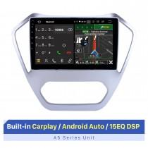 Écran tactile HD de 10,1 pouces pour 2014-2016 MG GT GPS Navi voiture Navigation GPS stéréo Bluetooth autoradio Support caméra AHD