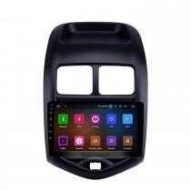 Android 11.0 9 pouces Radio de navigation GPS pour 2014-2018 Changan Benni avec écran tactile HD Carplay Bluetooth WIFI USB soutien TPMS OBD2