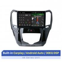 Pour 2014-2021 Haval H1 Great Wall M4 RHD autoradio avec RDS DSP Carplay Support écran tactile Navigation GPS caméra AHD
