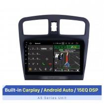 Écran tactile HD de 9 pouces pour 2014 Fengon 330 stéréo Bluetooth autoradio autoradio avec prise en charge GPS commande au volant