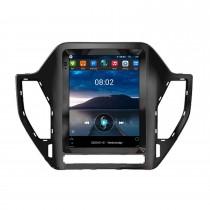 Android 10.0 Écran tactile HD de 9,7 pouces pour 2015-2017 HAWTAI SANTAFE Radio Système de navigation GPS avec prise en charge WIFI Bluetooth Caméra de recul Carplay DVR TPMS