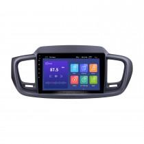 10,1 pouces Android 10.0 1024 * 600 Radio à écran tactile Lecteur multimédia de voiture pour 2015 2016 KIA SORENTO (LHD) Mise à niveau de la navigation GPS Unité principale avec radio 3G WiFi Bluetooth Musique USB Prise en charge de la liaison miroir DVR