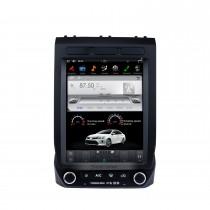 12,1 pouces Android 9.0 lecteur multimédia stéréo de voiture pour 2015-2018 Ford F150 version basse et haute système de navigation GPS avec radio DVD Bluetooth Carplay