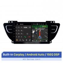 Écran tactile HD de 9 pouces pour 2016-2018 Geely Boyue Radio Autoradio Lecteur stéréo Système audio de voiture Prise en charge du lecteur vidéo 1080P