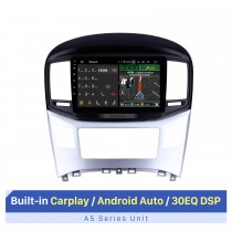 10.1 pouces HD écran tactile pour 2016-2018 Hyundai Starex H-1 Wagon autoradio autoradio lecteur stéréo voiture système stéréo support OBD2