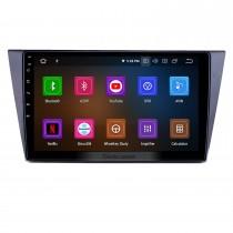 10.1 pouces 2016-2018 VW Volkswagen Bora Android 11.0 Navigation GPS Radio Bluetooth HD Écran tactile AUX USB Soutien Carplay Miroir Lien