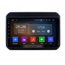 Tout en un Android 10.0 9 pouces 2016-2019 Suzuki Ignis Radio avec navigation GPS Écran tactile Carplay Bluetooth USB AUX support Mirror Link 1080P Video