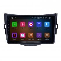 Android 11.0 Pour 2016 JMC Lufeng X5 Radio 9 pouces Système de navigation GPS Bluetooth AUX HD Écran tactile Carplay support SWC