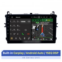 Écran tactile HD de 9 pouces pour 2017 Baic série E E130 E150 EV160 EV200 EV Autoradio Carplay système stéréo prise en charge de la radio FM AM RDS
