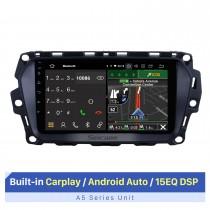 Écran tactile HD de 9 pouces pour 2017 Great Wall Haval H2 autoradio système stéréo de voiture android voiture gps navigation Support OBD2