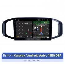 Écran tactile HD de 9 pouces pour 2017 MG 3 Autostereo Android Auto avec prise en charge du système audio de voiture DSP OBD2
