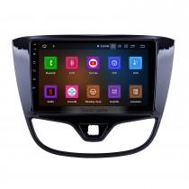 Écran tactile HD pour 2017 Opel Karl / Vinfast Radio Android 11.0 9 pouces Système de navigation GPS Bluetooth Carplay support DAB + DVR