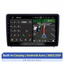 10,1 pouces Android 10.0 Radio de navigation GPS pour 2018-2019 Ford Ecosport Bluetooth HD écran tactile prise en charge de Carplay DVR SWC