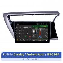 Écran tactile HD de 10,1 pouces pour 2018 Proton Lotus MYVI Autostéréo de voiture avec support de réparation d'autoradio GPS Radio FM AM RDS