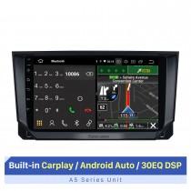 Écran tactile HD de 9 pouces pour 2018 Seat Ibiza ARONA GPS Navi android voiture GPS Navigation Support 2.5D IPS écran tactile