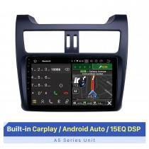 Écran tactile HD de 10,1 pouces pour 2018 SQJ Spica GPS Navi Autoradio Bluetooth Système audio de voiture Support 3G 4G Wifi