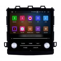 8 pouces Android 11.0 HD écran tactile voiture stéréo radio unité de tête pour 2018 Subaru XV Bluetooth lecteur DVD DVR caméra de recul TV vidéo WIFI commande au volant USB lien miroir OBD2