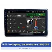 Écran tactile HD de 10,1 pouces pour 2019 CITROEN BERINGO C4L autoradio stéréo Bluetooth Android voiture GPS Navigation écran partagé