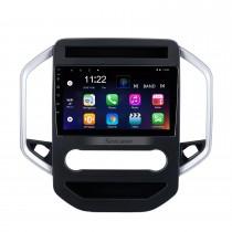 Écran tactile HD 9 pouces Android 10.0 pour Radio de navigation GPS MG HECTOR 2019 avec prise en charge Bluetooth AUX WIFI Carplay