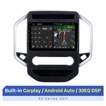 Écran tactile HD de 9 pouces pour 2019 MG HECTOR stéréo carplay système stéréo voiture gps navigation stéréo prise en charge caméra AHD