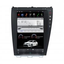 12,1 pouces Android 9.0 lecteur multimédia de voiture stéréo Sat pour 2006-2012 Lexus ES système de navigation GPS avec support Bluetooth Carplay