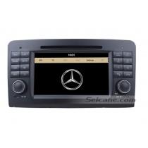 Lecteur DVD de voiture pour Benz GL CLASS avec GPS Radio TV Bluetooth