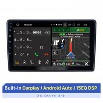 9 pouces HD écran tactile pour CITROEN BERLINGO Autoradio système stéréo de voiture Android voiture GPS Navigation Support 1080P lecteur vidéo