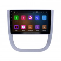 Android 11.0 9 pouces radio de navigation GPS pour Buick FirstLand GL8 2005-2012 avec écran tactile HD Carplay USB support Bluetooth DVR OBD2