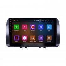 10,1 pouces Android 11.0 Radio pour 2006 Toyota B6 / 2008 Subaru DEX / 2005 Daihatsu WO Bluetooth Navigation GPS Carplay support SWC