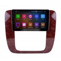 Android 11.0 9 pouce Radio de navigation GPS pour 2007-2012 GMC Yukon / Acadia / Tahoe Chevy Chevrolet Tahoe / Suburban Buick Enclave avec écran tactile HD Prise en Carplay Bluetooth Soutien OBD2