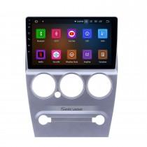 Android 11.0 9 pouces Radio de navigation GPS pour 2008-2013 Citroen Elysee avec support tactile Carplay Bluetooth TV numérique