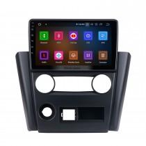 9 pouces Android 11.0 pour 2011 Mitsubishi V3 Lingyue Radio système de navigation GPS avec écran tactile HD Bluetooth Carplay support OBD2