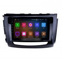 Android 11.0 9 pouces Radio de navigation GPS pour 2012-2016 Grande Muraille Wingle 6 RHD avec HD écran tactile Carplay Bluetooth supporte la télévision numérique