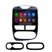 10,1 pouces Android 11.0 Autoradio de navigation GPS pour 2012-2016 Renault Clio Numérique / Analogique Bluetooth HD Écran tactile Carplay Soutien DVR