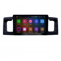 9 pouces Android 11.0 Radio de navigation GPS pour 2013 Toyota Corolla / BYD F3 avec support tactile HD Carplay AUX Bluetooth 1080P
