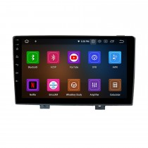 Écran tactile HD 9 pouces Android 11.0 pour 2015 BAIC HUANSU H2 Radio Système de navigation GPS Prise en charge Bluetooth Carplay Caméra de recul