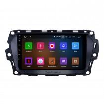OEM 9 pouces Android 11.0 pour 2017 Great Wall Haval H2 (étiquette bleue) Radio Bluetooth HD Système de navigation GPS à écran tactile Carplay support DVR