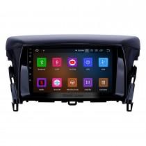 9 pouces Android 11.0 Radio de navigation GPS pour 2018 Mitsubishi Eclipse avec écran tactile HD support Bluetooth Carplay TPMS