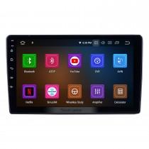 9 pouces Pour 2019 Mitsubishi Triton Radio Android 11.0 Navigation GPS Bluetooth HD Écran tactile Soutien Carplay OBD2 Télévision numérique
