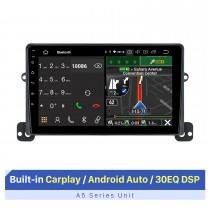 Écran tactile HD de 9 pouces pour MAXUS V80 PLUS 2020 Autoradio stéréo automatique de voiture Navigation GPS Stéréo Bluetooth Support de musique Lecteur vidéo 1080P