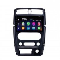 Android 10.0 9 pouces HD Radio de navigation GPS à écran tactile HD pour 2007-2012 Suzuki Jimny avec Bluetooth WIFI prise en charge AUX AUX Carplay DVR SWC