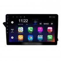 10,1 pouces Android 10.0 GPS Navi HD radio à écran tactile pour 2009-2016 Audi A4L avec support Bluetooth USB WIFI AUX DVR SWC Carplay 3G caméra de recul RDS