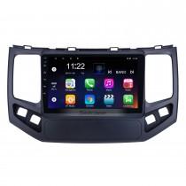 Écran tactile HD 9 pouces pour 2009 2010 Système de navigation GPS Geely King Kong Radio Android 10.0 avec prise en charge Bluetooth Carplay DAB +