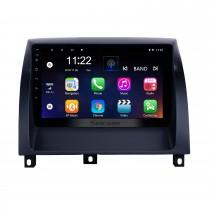 Écran tactile HD 9 pouces Android 10.0 Radio de navigation GPS pour 2011-2016 MG3 avec prise en charge de Bluetooth AUX WIFI Carplay TPMS DAB + OBD