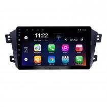 9 pouces Android 10.0 2013 2014 2015 2016 2017 Ford Edge Radio Système de navigation GPS avec écran tactile HD Support Bluetooth 3G WIFI Caméra de recul TPMS Commande de volant volant Lien link